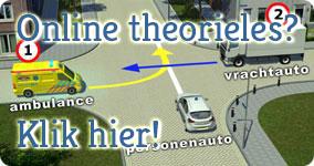 Ga naar de online theorieles